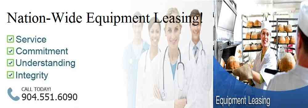 Restarant Equipment Leasing